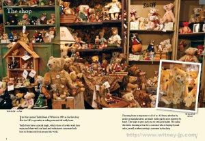 画像3: <特別価格>ウィットニー2013年テディベア通販カタログ