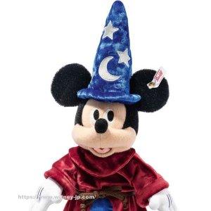画像2: 2019年新作☆ シュタイフ ミッキーマウス 魔法使いの弟子 30cm