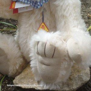 画像3: クレメンス社 テディ カラ 37cm