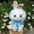 2021年新作☆ クレメンス社  ウサギのウィルコ 18cm