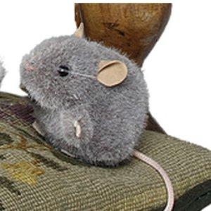 画像1: ケーセン社 グレイマウス 8cm